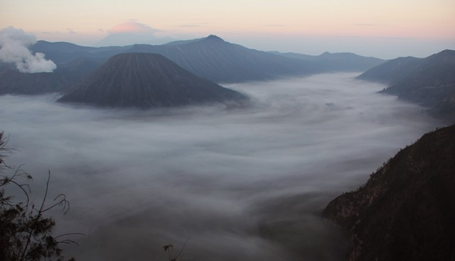 Volcán Bromo (Indonesia)