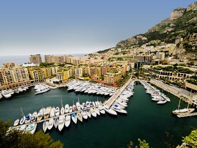Cruceros en Montecarlo-Mónaco