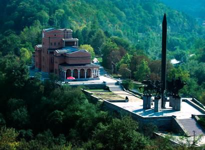 Monasterio en Veliko Tarnovo