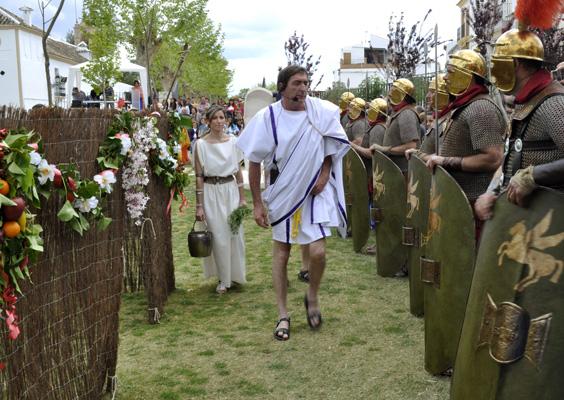 Pompeyo-festival-romano-gilena