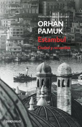 Portada del libro Estambul de Orhan Pamuk