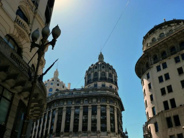 Edificios neoclásicos de Buenos Aires