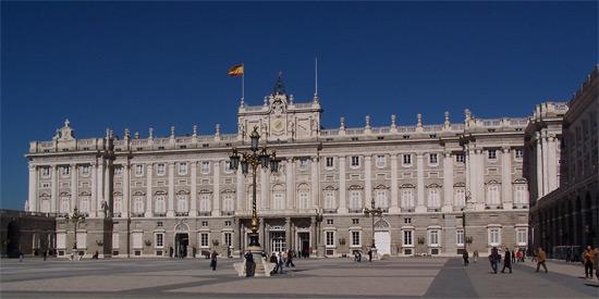 El Palacio Real de Madrid, una joya de la arquitectura