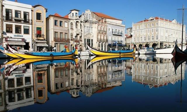 Canal de Aveiro: Las otras Venecias del mundo