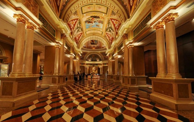 Hotel-Casino Venetian de Las Vegas: Las otras Venecias del mundo