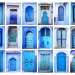 Las puertas azules de Chefchauen