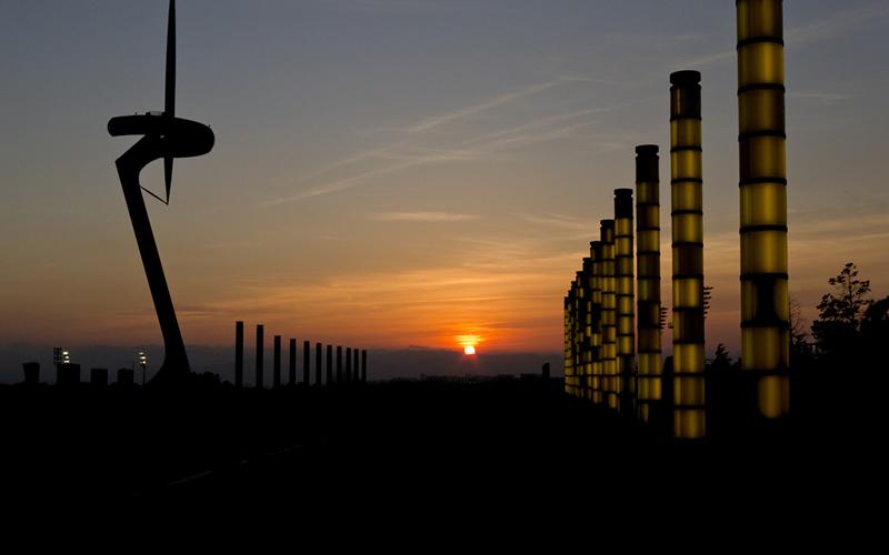 Fotografiar puestas de sol