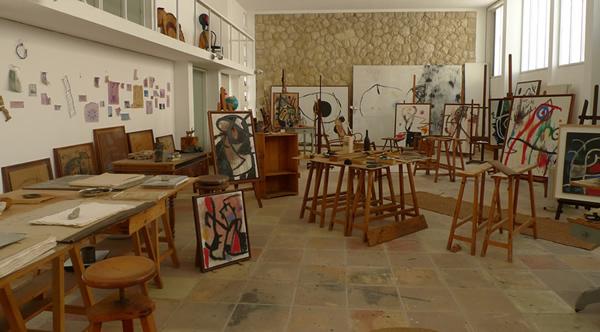 Fundación Pilar i Joan Miró