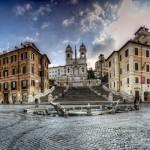 Timos y trampas en Roma