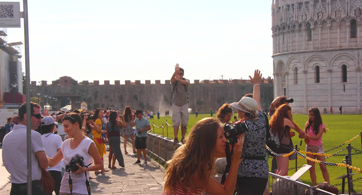Destinos turísticos masificados
