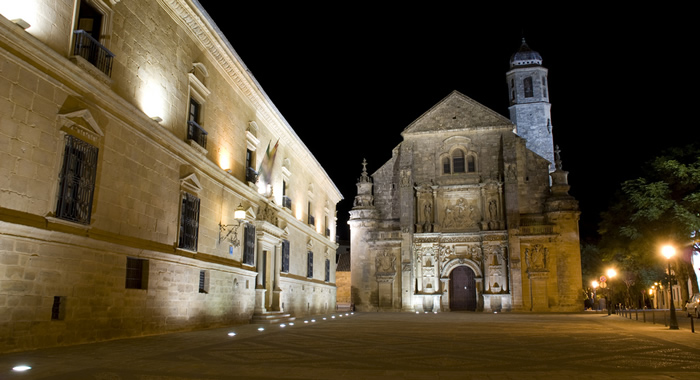 16 pueblos con encanto de Andalucía - Úbeda -
