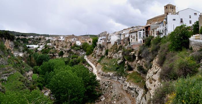 16 pueblos con encanto de Andalucía - Alhama de Granada -