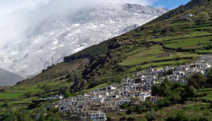 16 pueblos con encanto de Andalucía - Capileira -