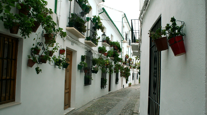16 pueblos con encanto de Andalucía - Priego de Córdoba -
