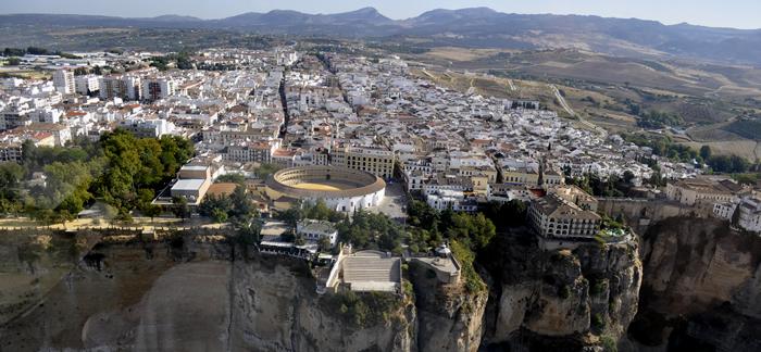 16 pueblos con encanto de andaluc a primera parte - Hotel en ronda con encanto ...