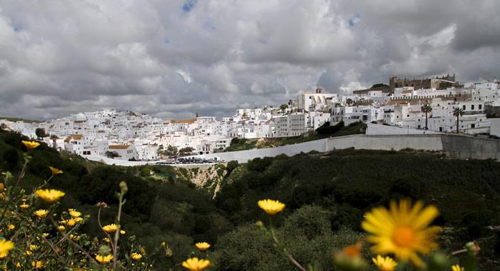 16 pueblos con encanto de Andalucía - Vejer de la Frontera -