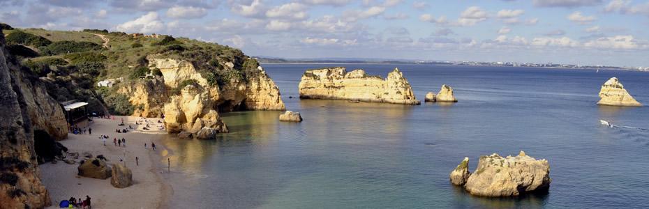 7 playas inolvidables del Algarve portugués