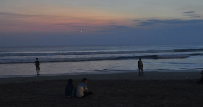 Puestas de sol en Bali y Gili Islands