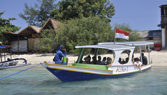 Gili Islands, el paraíso existe en Indonesia