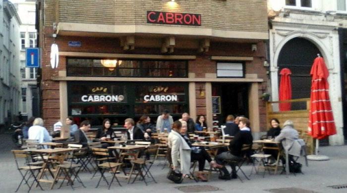 Restaurantes con nombres malsonantes para los españoles