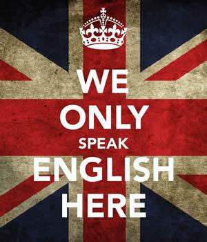Por qué los británicos no hablan español en España