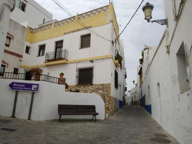 Barrio de San Cristóbal Almuñécar