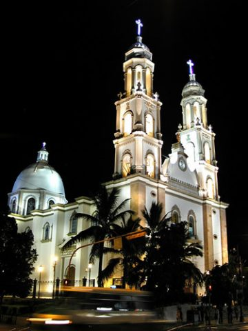 Culiacán, la ciudad de los tres ríos en México
