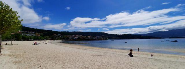 Playa en Esteiro