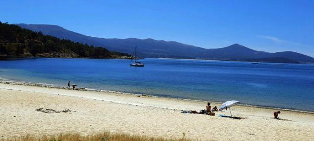 Playa de Esteiro, Galicia