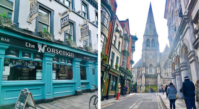 Pubs de Dublín