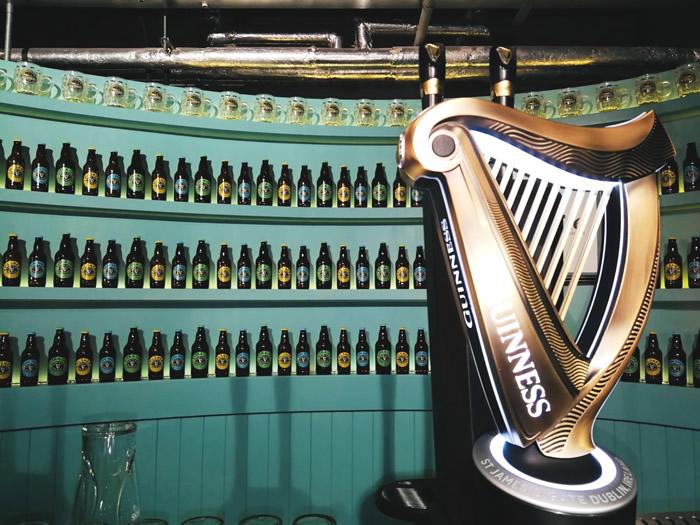 Fábrica de cervezas Guinness