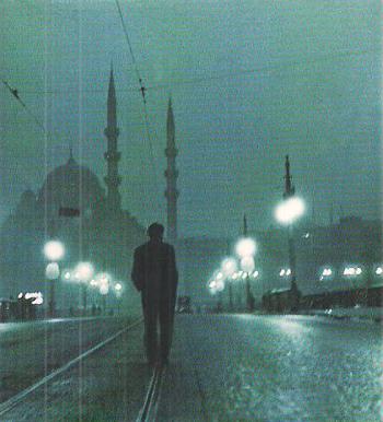 Foto de Estambul hecha por Orhan Pamuk
