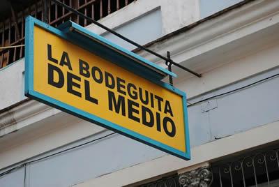La Bodeguita del Medio, La Habana