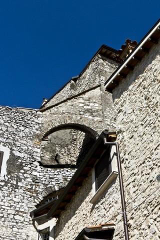 Casas de piedra de Nerola