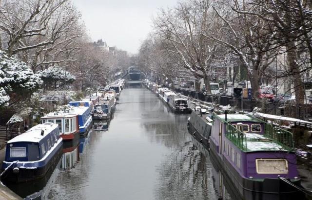 Little Venice de Londres