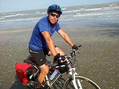 Ruta cicloturista por el sur de Tailandia