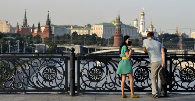 Moscú, ciudad de bellas y bestias