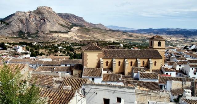 16 pueblos con encanto de Andalucía - Vélez-Blanco -