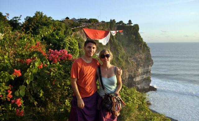 Nuestra luna de miel en Bali