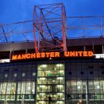Estadio Old Trafford del Manchester United