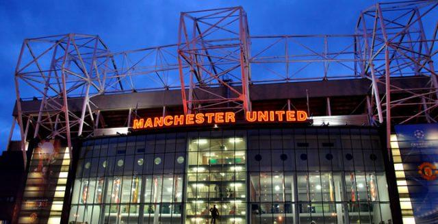 Estadio Old Trafford del Manchester United