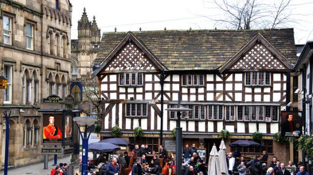 Pub de Manchester