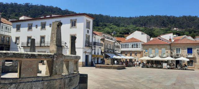 Plaza del Ayuntamiento de Muros