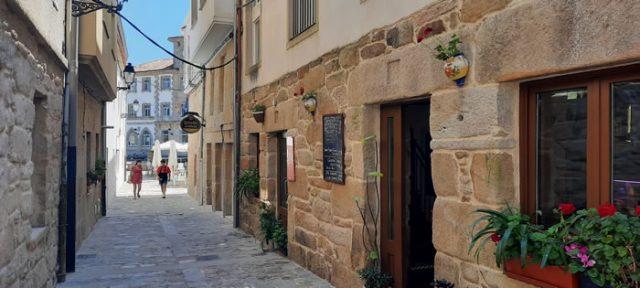 Calle de Muros, Galicia